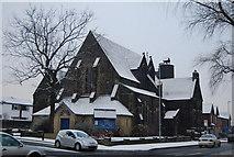 SD7910 : St Stephen's Church, Bolton Rd by N Chadwick