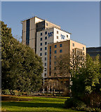 SU4212 : Jurys Inn hotel, Charlotte Place by Peter Facey