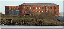 J3475 : The Cushnahan Quay, Belfast (2) by Albert Bridge