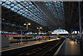 SJ8497 : Inside Piccadilly Station by N Chadwick