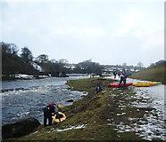 SE0063 : Middle Wharfe take-out by Andy Waddington