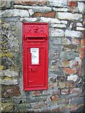 ST6161 : Postbox, Stanton Wick by Maigheach-gheal