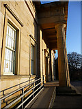 SE5952 : Front of Yorkshire Museum  by Phil Champion
