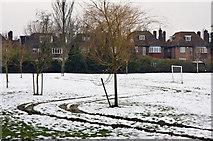 TQ2688 : Lyttleton Playing Fields by Martin Addison