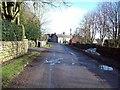 SK2052 : Bradbourne - a 'Thankful Village' by Jonathan Clitheroe