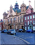 SO5139 : Town Hall, St. Owen's Street by P L Chadwick