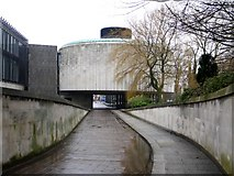 NZ2465 : Newcastle's Civic Centre by Andrew Curtis