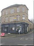 SE1437 : Greedy's Sandwich Bar - Saltaire Road by Betty Longbottom