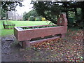 SU8693 : Drinking trough by Given Up
