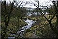 SD7422 : Stream running into Calf Hey Reservoir by Bill Boaden