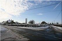 SU5985 : Hospital corner Cholsey by Bill Nicholls