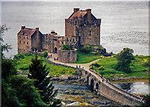 NG8825 : Eilean Donan Castle by Alan Findlay