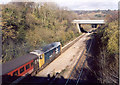 ST1783 : Class 50 at Lisvane by Gareth James
