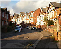 ST3288 : St Johns Road, Beechwood by Jaggery