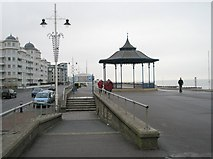 SZ9398 : The bandstand on Bognor Esplanade by Basher Eyre
