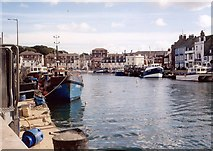 SY6778 : Weymouth harbour by Gareth James
