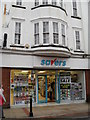 SZ9399 : savers in London Road by Basher Eyre