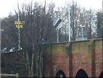 SK7954 : Old Road Bridge, Newark on Trent by Michael Westley
