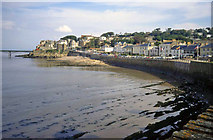ST4071 : Sea front at Clevedon by Trevor Rickard