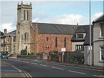NS3526 : Monkton & Prestwick North Parish Church by Richard Webb