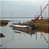 TA0623 : Reflections, Barrow Haven by David Wright