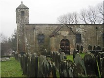 NZ5806 : Church at Ingleby Greenhow by Philip Barker