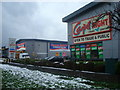 TQ4668 : Retail Park, Cray Avenue, Orpington by Stacey Harris
