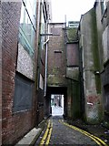 NZ2564 : Bell's Close by Andrew Curtis