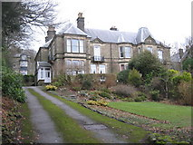 "SK0573 : ""Melrose"" Park Road Buxton former home of Vera Brittain by Dr Duncan Pepper"