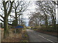 NZ2427 : Road into Old Eldon from Bishop Auckland by peter robinson