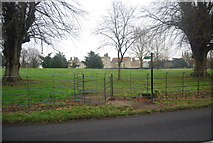 TQ5244 : Kissing Gate on path into Penshurst Park by N Chadwick