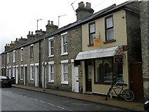 TL4658 : Norfolk Street Bakery (2) by Keith Edkins