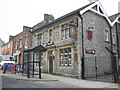 ST5039 : Ye Queen's Head, High Street, Glastonbury by Roger Cornfoot