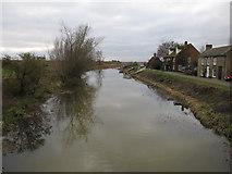 TL4785 : Old Bedford River by Hugh Venables