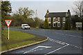 SE9855 : A164, Kirkburn by Paul Harrop