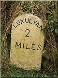 SX0360 : Listed milestone by Derek Harper