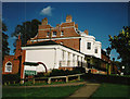 SU8486 : Court Garden, Marlow 1994 by john shortland