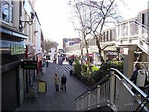 SP3378 : Hertford Street, Coventry by David P Howard