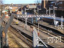 SD8010 : Bolton Street Station, Bury by David Dixon