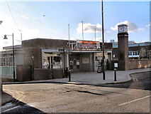 SD8010 : Bolton Street Station, entrance and booking hall by David Dixon