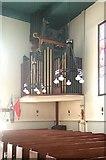TQ1090 : St Edmund the King, Northwood Hills - Organ by John Salmon