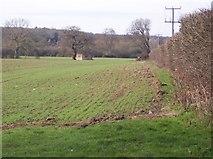 TQ5243 : Pillbox near the River Eden by David Anstiss