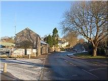 SX9066 : Barton Hill Road (2) by Derek Harper