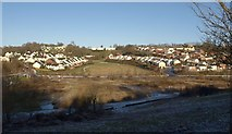SX9066 : Barton New Town from the southeast by Derek Harper