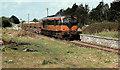N8667 : Kingscourt train at Navan Jct by Albert Bridge
