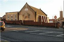 ST3288 : Seventh-Day Adventist Church, Newport by Jaggery