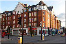 TQ3282 : Corner of Central Street and Lever Street, London EC1 by Andy F