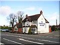 SP4544 : The Plough Inn Pub Little Bourton by canalandriversidepubs co uk