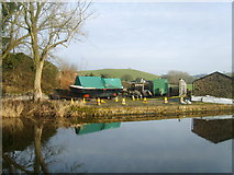 SD5383 : Lancaster Canal by Michael Graham