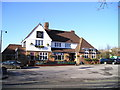 TQ0179 : The Willow Tree Pub, Langley by canalandriversidepubs co uk